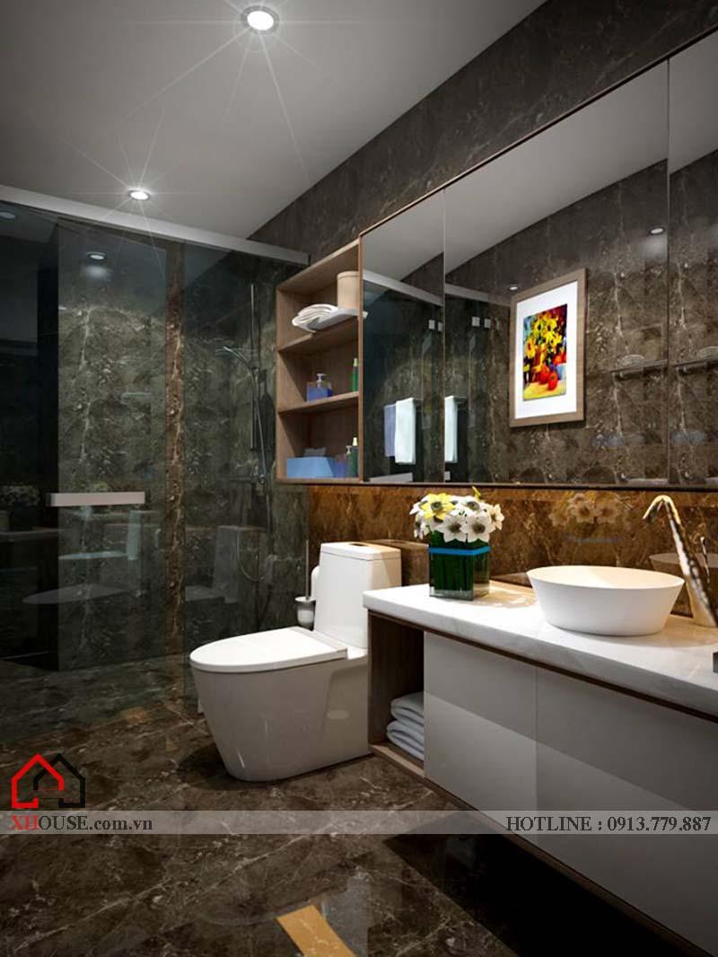 Thiết kế nhà chung cư hiện đại 22