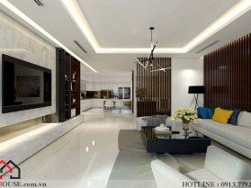 Mẫu thiết kế nhà đẹp 170m2