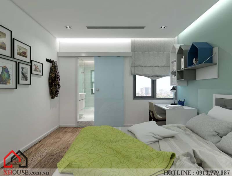 Mẫu thiết kế nhà đẹp 170m2 11