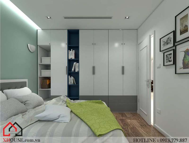 Mẫu thiết kế nhà đẹp 170m2 12