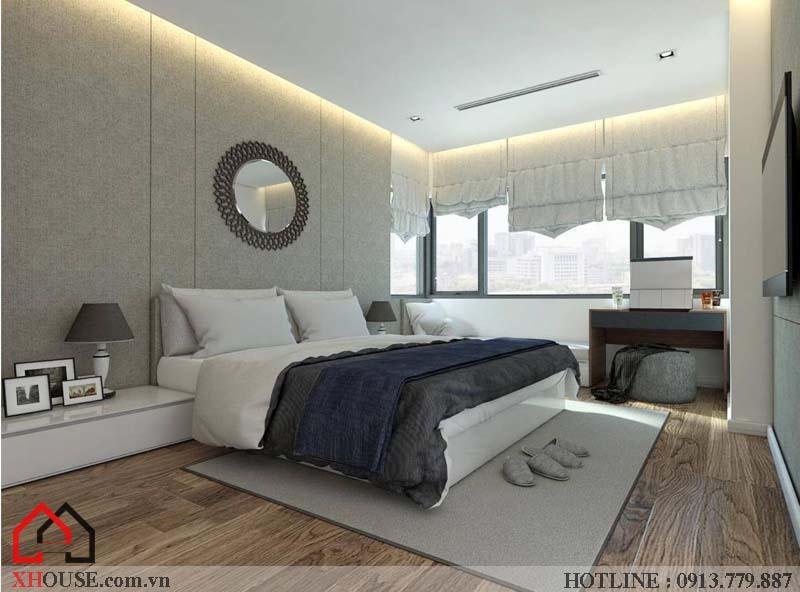 Mẫu thiết kế nhà đẹp 170m2 18