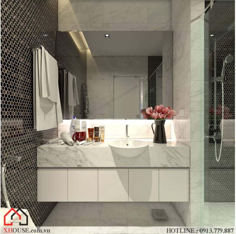 Mẫu thiết kế nhà đẹp 170m2 21