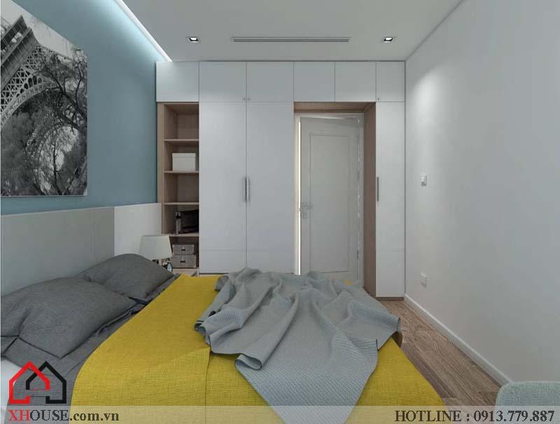 Mẫu thiết kế nhà đẹp 170m2 22