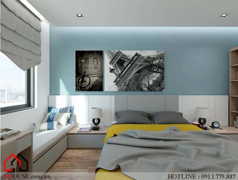 Mẫu thiết kế nhà đẹp 170m2 23
