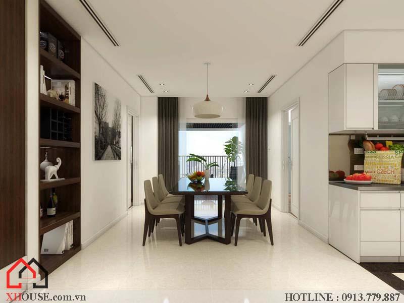 Mẫu thiết kế nhà đẹp 170m2 8