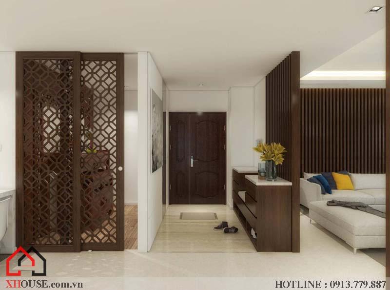 Mẫu thiết kế nhà đẹp 170m2 9